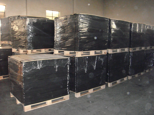 Sole rubber sheet